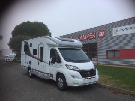 camping car LMC ELEMENT T668G modele 2020
