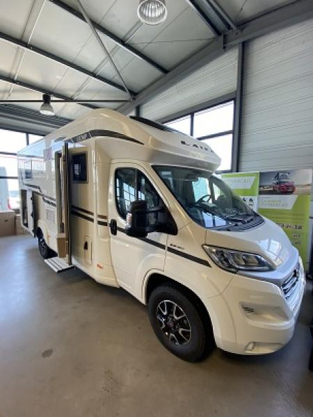 camping car LAIKA ECOVIP L 4012 DS modele 2021